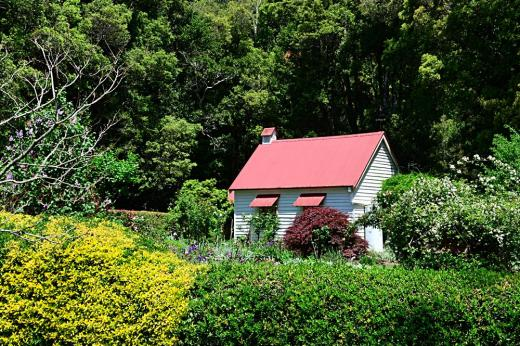 The Church Cottage at Bellawongarah